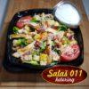 Cezar salata obrok, dostava i ketering na Novom Beogradu i Zemunu.