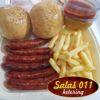 web dimljena kobasica u kutiji Salaš011 dostava hrane