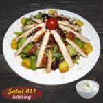 Cezar salata Salaš011 ketering