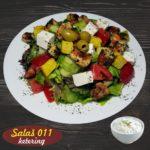 Grcka salata sa piletinom