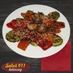 Grilovano povrće Salaš011 ketering