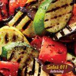 Grilovano povrće na kilo Salaš011 ketering