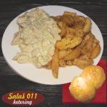 Piletina u sosu od pečuraka Salaš011 ketering