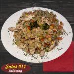 Rižoto sa piletinom Salaš011 ketering