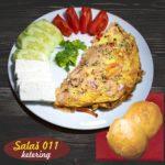 Sosin omlet Salaš011 ketering