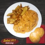 Piletina u kulen sosu Salaš011 ketering