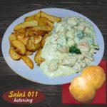 Piletina u gorgonzola sosu Salaš011 ketering